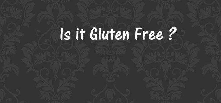 Gluten Free Products in India : The New & Old!